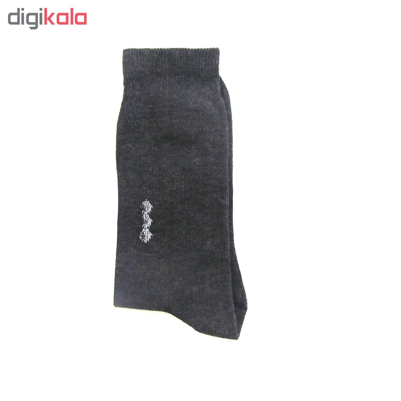 جوراب مردانه کد 002-N
