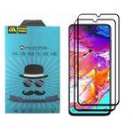 محافظ صفحه نمایش 6D مورفی مدل MR7B مناسب برای گوشی موبایل سامسونگ Galaxy A50 بسته دو عددی thumb