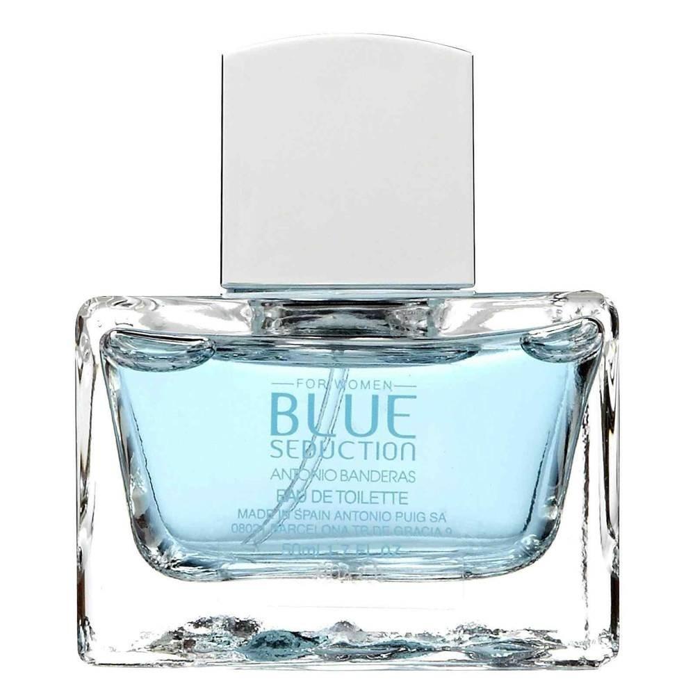 تستر ادو تویلت زنانه آنتونیو باندراس مدل Blue حجم 80 میلی لیتر