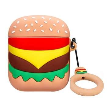 کاور طرح Hamburger کد 001 مناسب برای کیس اپل ایرپاد