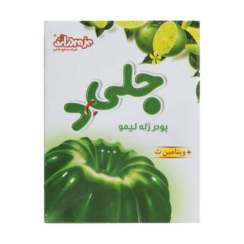 پودر ژله لیمو جلید وزن 100 گرم