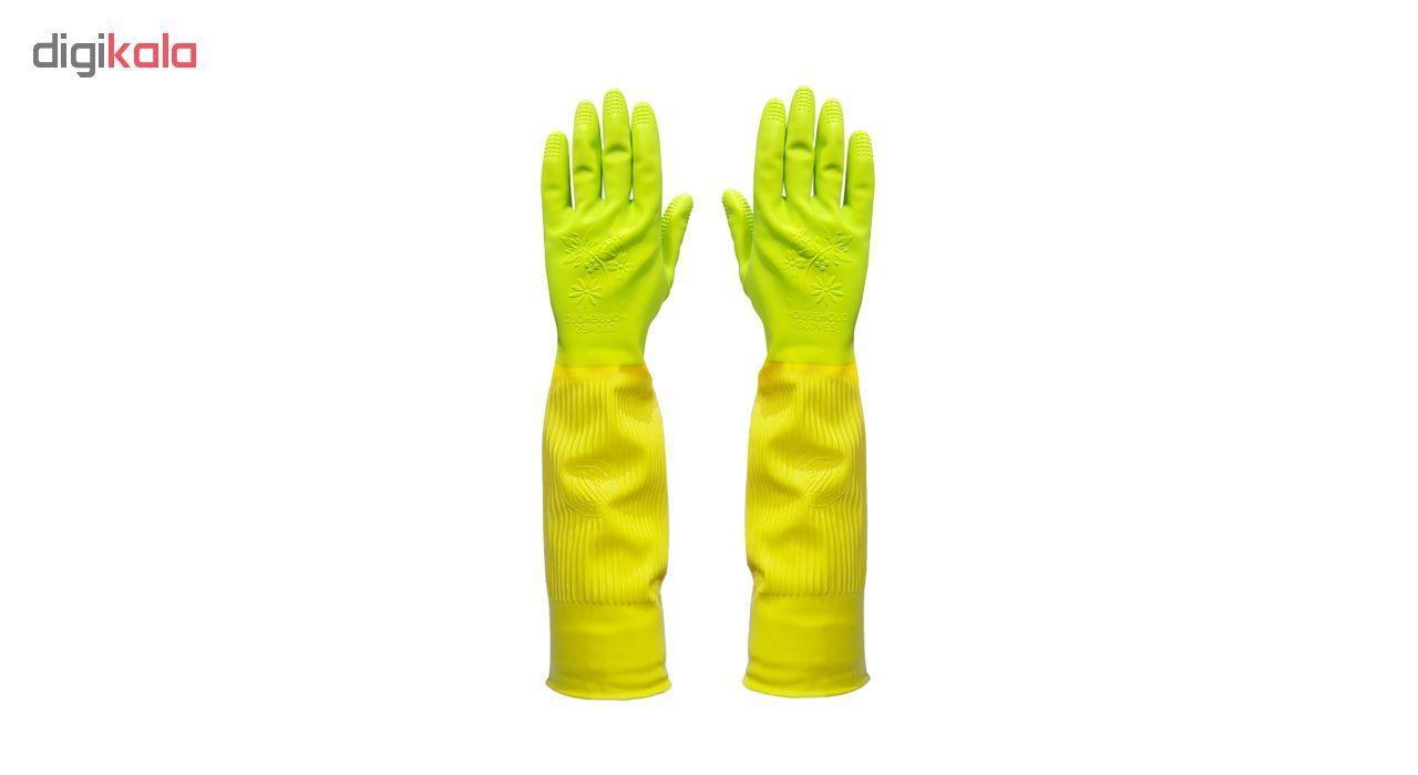 دستکش آشپزخانه ویولت مدل LV_L main 1 1