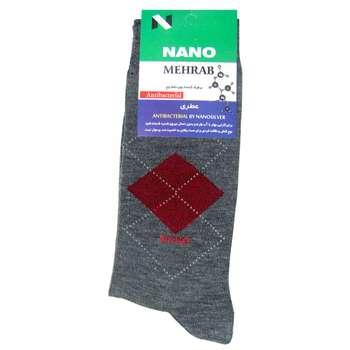 جوراب مردانه محراب کد 001-N