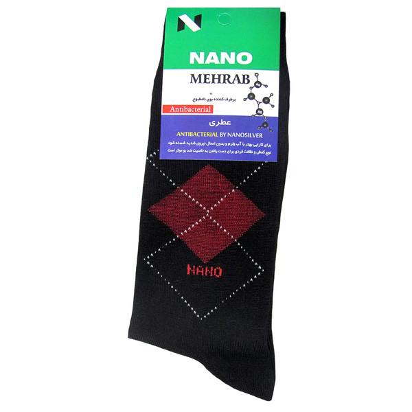جوراب مردانه محراب کد 001-M