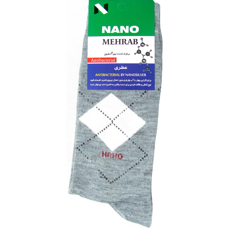 جوراب مردانه محراب کد 001-T