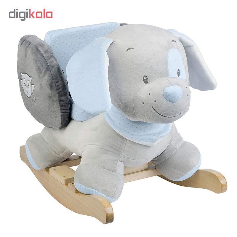 راکر ناتو طرح سگ کد 604284