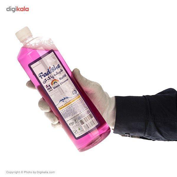 محلول شیشه پاک کن فدیشه مدل Lavender حجم 1200 میلی لیتر main 1 2