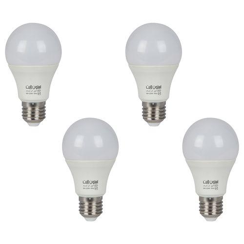لامپ ال ای دی 9 وات استون لایت مدل cl9stl پایه E27 بسته 4 عددی