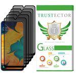 محافظ صفحه نمایش حریم شخصی تراستکتور مدل PSP مناسب برای گوشی موبایل سامسونگ Galaxy A50 بسته 5 عددی thumb