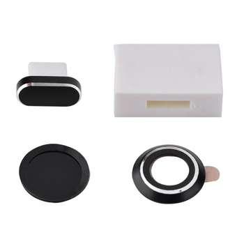 محافظ کابل مدل sh04 مناسب برای گوشی اپل iPhone 7 مجموعه 4 عددی