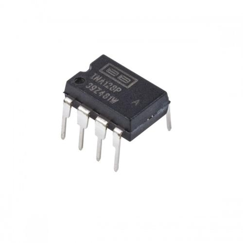 تقویت کننده ابزار دقیق مدل INA128PA
