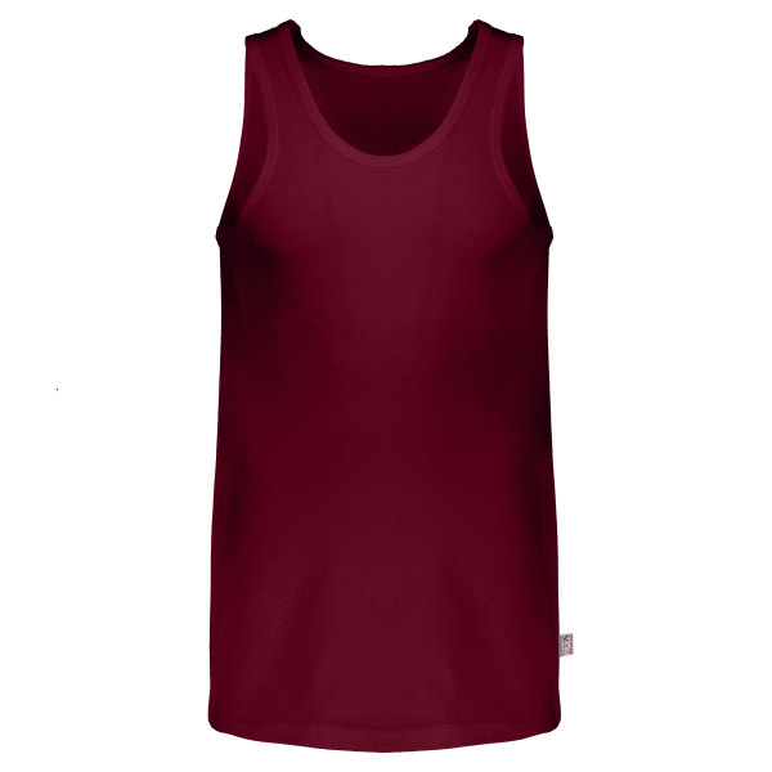 زیرپوش مردانه بهپوش کد RP103 رنگ زرشکی