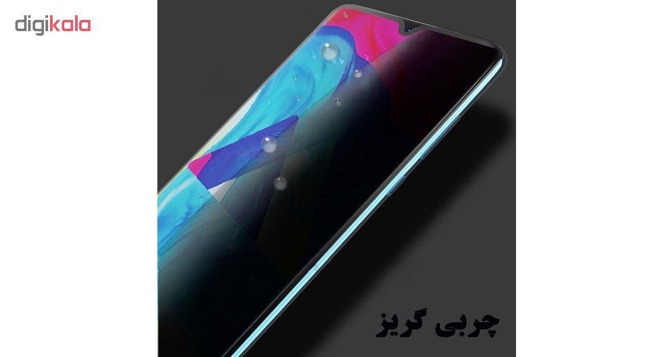 محافظ صفحه نمایش حریم شخصی تراستکتور مدل PSP مناسب برای گوشی موبایل سامسونگ Galaxy M20 main 1 4