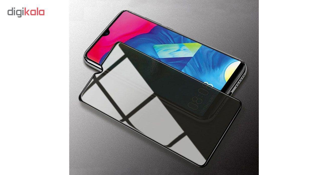 محافظ صفحه نمایش حریم شخصی تراستکتور مدل PSP مناسب برای گوشی موبایل سامسونگ Galaxy M20 main 1 5