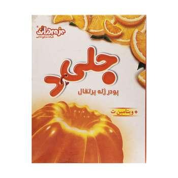 پودر ژله پرتقال جلید وزن 100 گرم