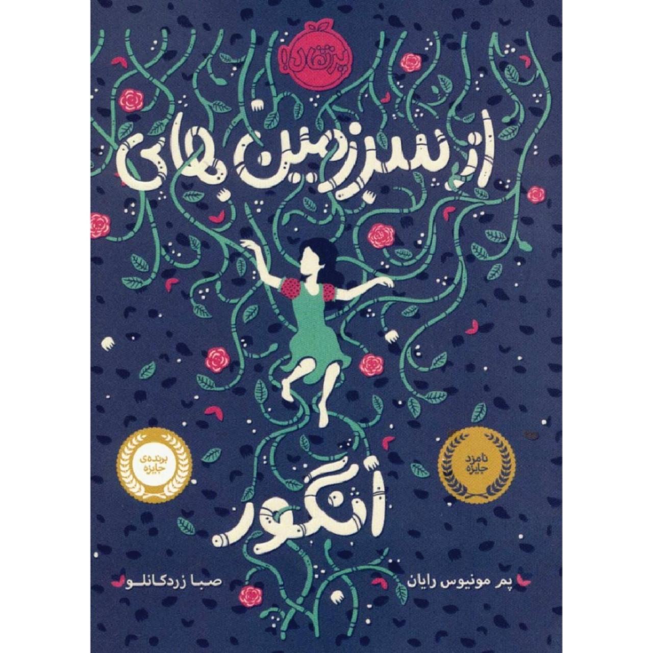 خرید                      کتاب از سرزمین های انگور اثر پم مونیوس رایان انتشارات پرتقال