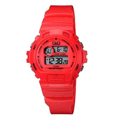 ساعت مچی دیجیتال دخترانه کیو اند کیو کد M153J004Y