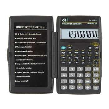 ماشین حساب دلی مدل dl-1711