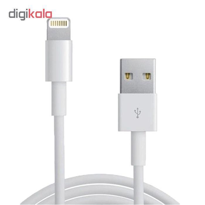 کابل تبدیل USB به لایتنینگ مدل RX-2022 طول 1 متر main 1 1