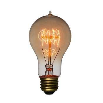 لامپ ادیسونی 30 وات مدل A19 پایه E27