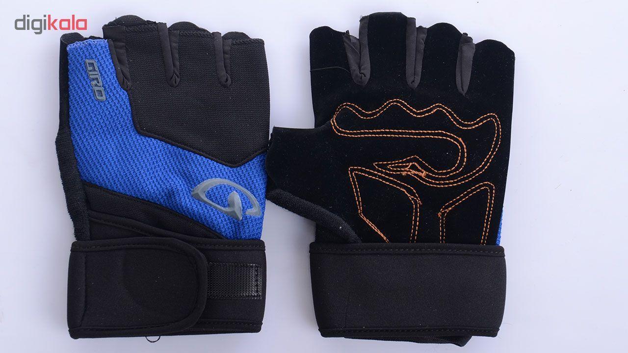 دستکش ورزشی گیرو کد MN65 main 1 2