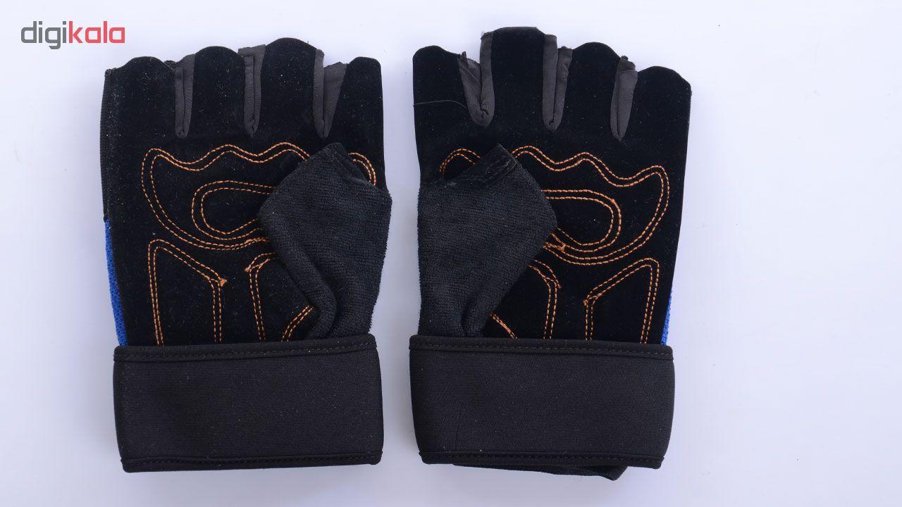 دستکش ورزشی گیرو کد MN65 main 1 3