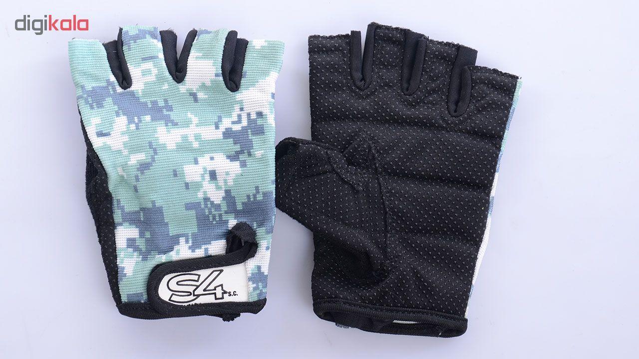 دستکش ورزشی اس فور کد BH01 main 1 2