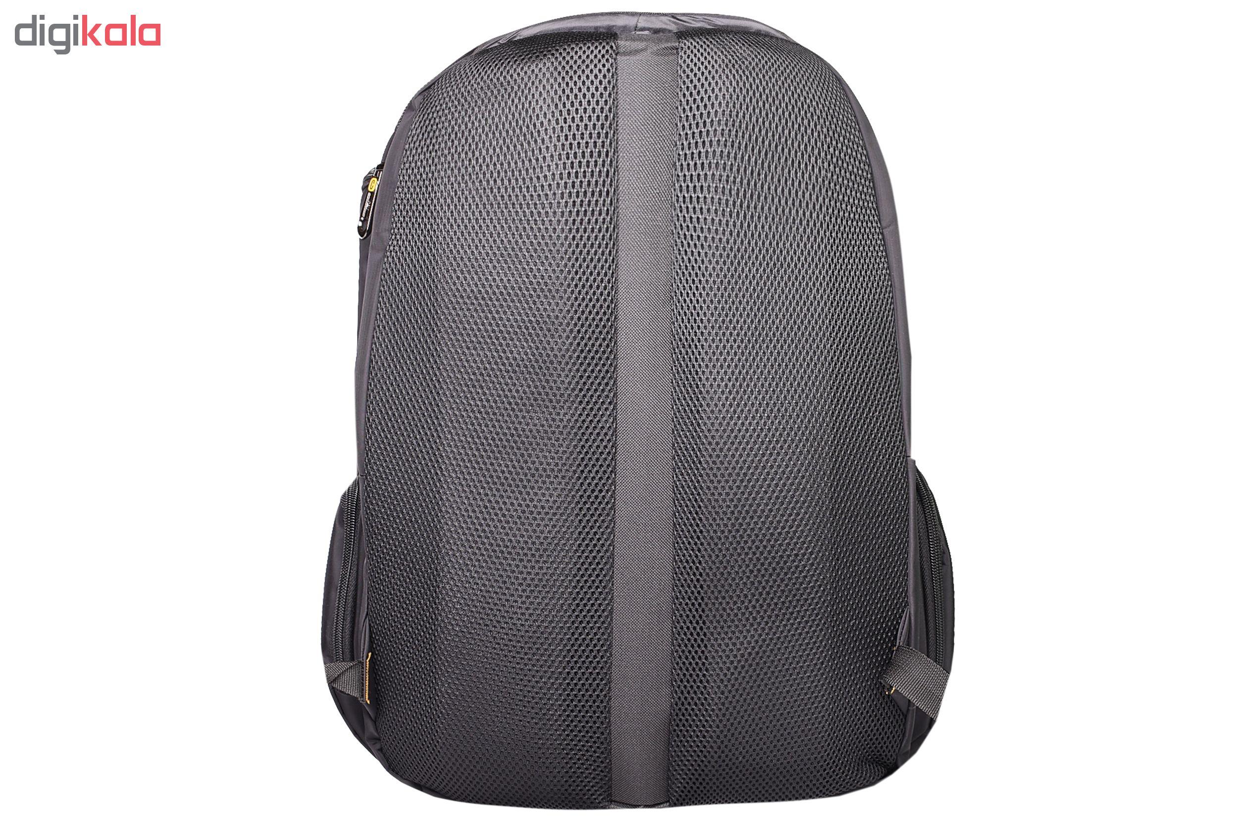کوله پشتی لپ تاپ مدل HH 4260 مناسب برای لپتاپ 15.6 اینچی
