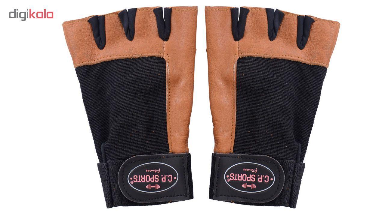 دستکش ورزشی سی پی اسپرت کد JK89 main 1 1