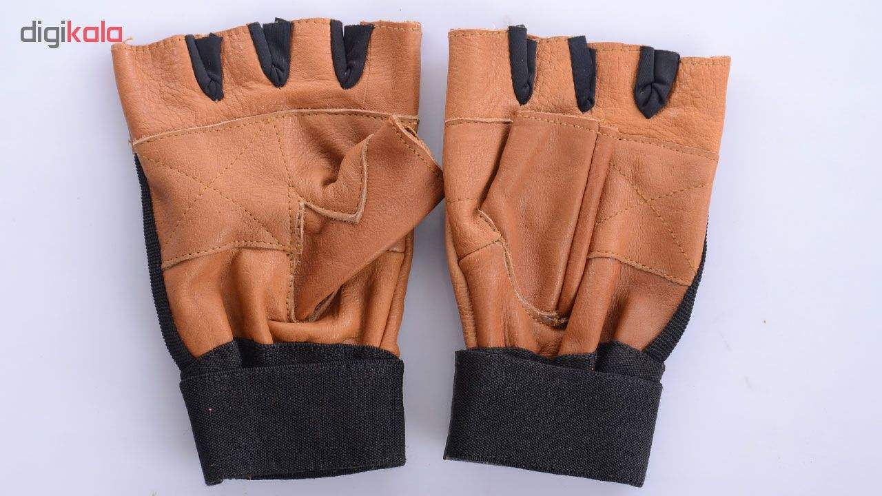 دستکش ورزشی سی پی اسپرت کد JK89 main 1 3