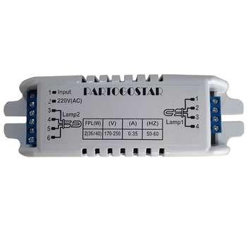 ترانس الکترونیکی ۳۶×۲ وات لامپ مهتابی و اف پی ال پرتو گستر مدل BL2000
