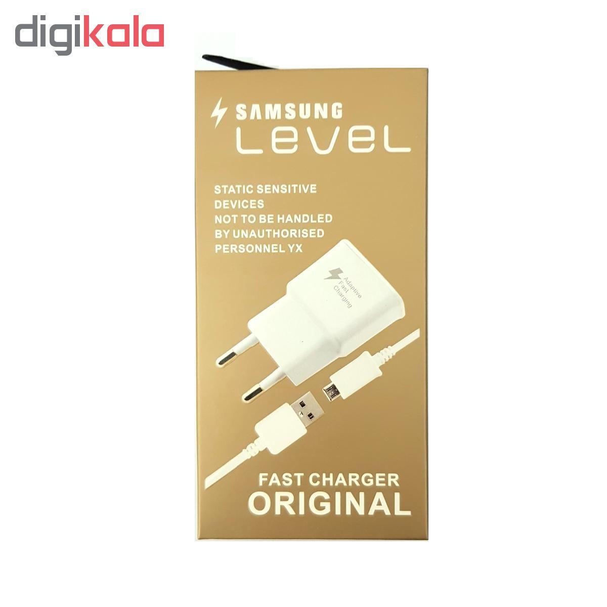 مجموعه لوازم جانبی موبایل مدل Level S6 main 1 1