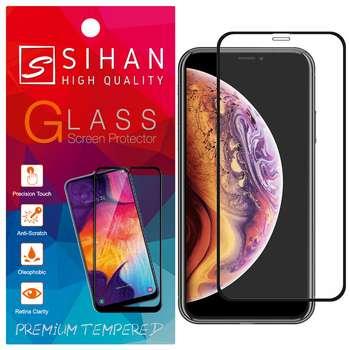 محافظ صفحه نمایش سیحان مدل FG مناسب برای گوشی موبایل اپل iphone XR