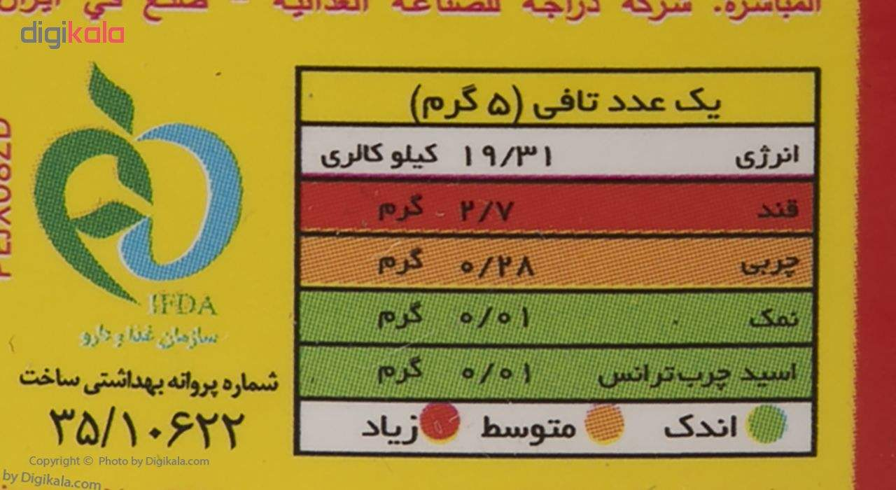 تافی مغزدار المان با طعم میوه ای - 350 گرم main 1 4