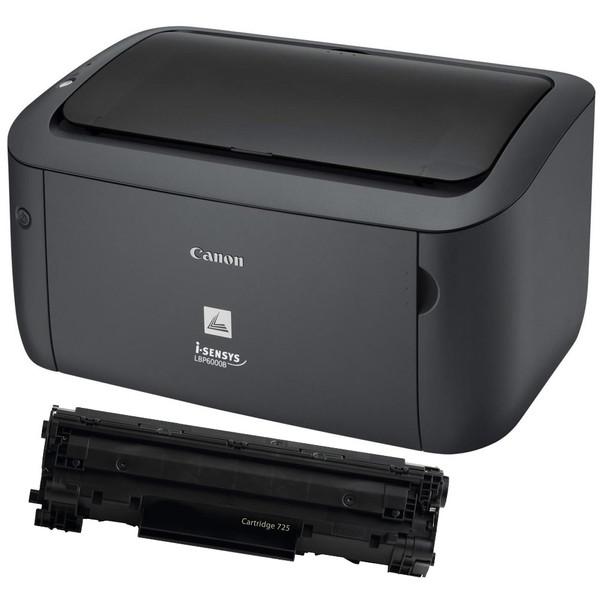پرینتر لیزری کانن مدل i-Sensys LBP6030B به همراه  تونر