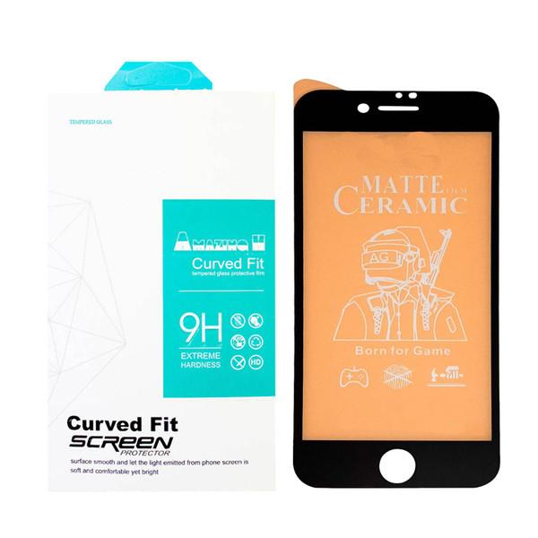 محافظ صفحه نمایش مات مدل AMAZING مناسب برای گوشی موبایل اپل Iphone 7plus/8plus