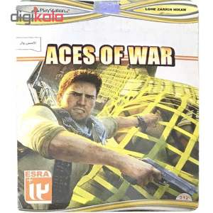 بازی aces of war مخصوص ps2
