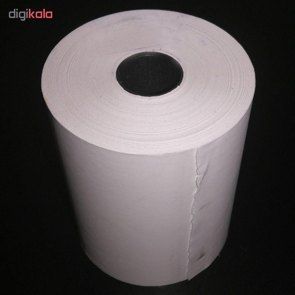 قیمت                      کاغذ پرینتر حرارتی کد 08 بسته 60 عددی
