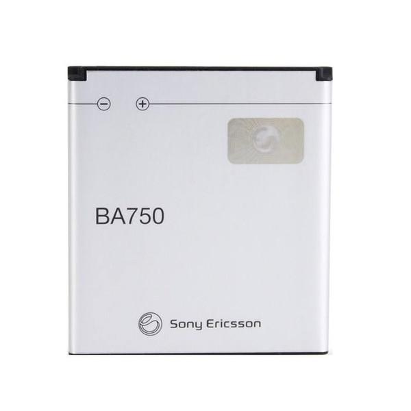باتری موبایل مدل BA750 ظرفیت 1460 میلی آمپر ساعت مناسب برای گوشی موبایل سونی اریکسون Xperia Arc