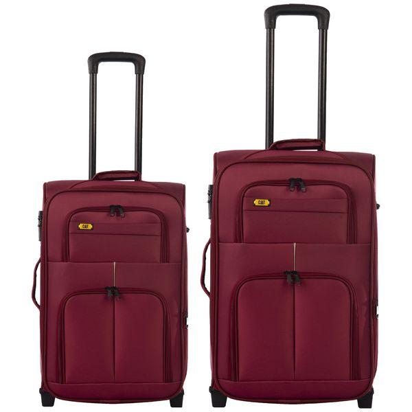 مجموعه دو عددی چمدان کد SD66 غیر اصل