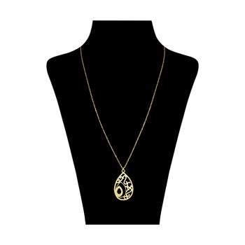 گردنبند طلا 18 عیار زنانه کد 3105