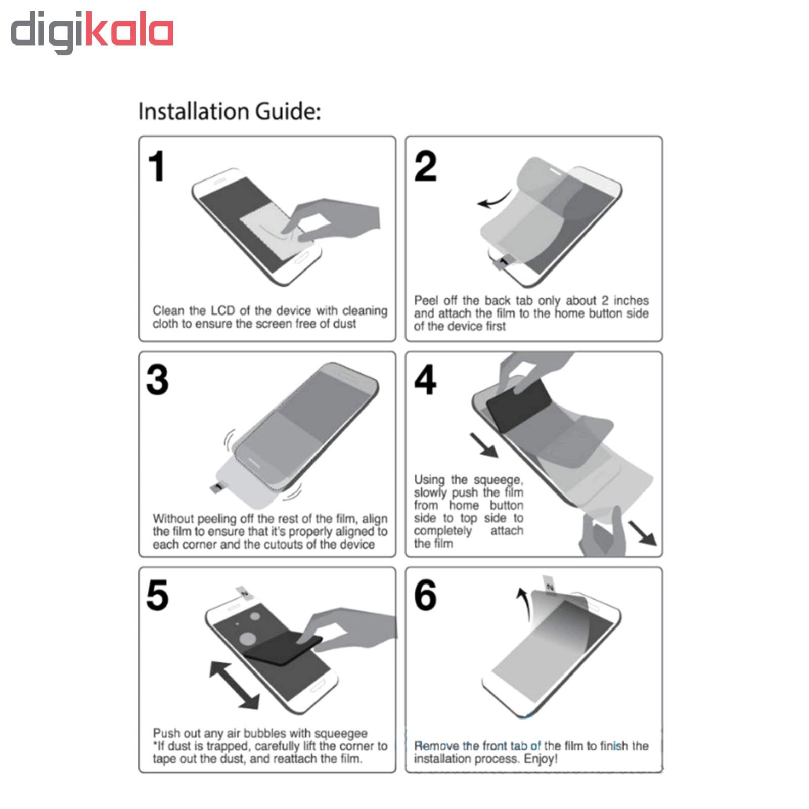 محافظ صفحه نمایش Hard and thick مدل F-01 مناسب برای گوشی موبایل سامسونگ Galaxy A80 main 1 7
