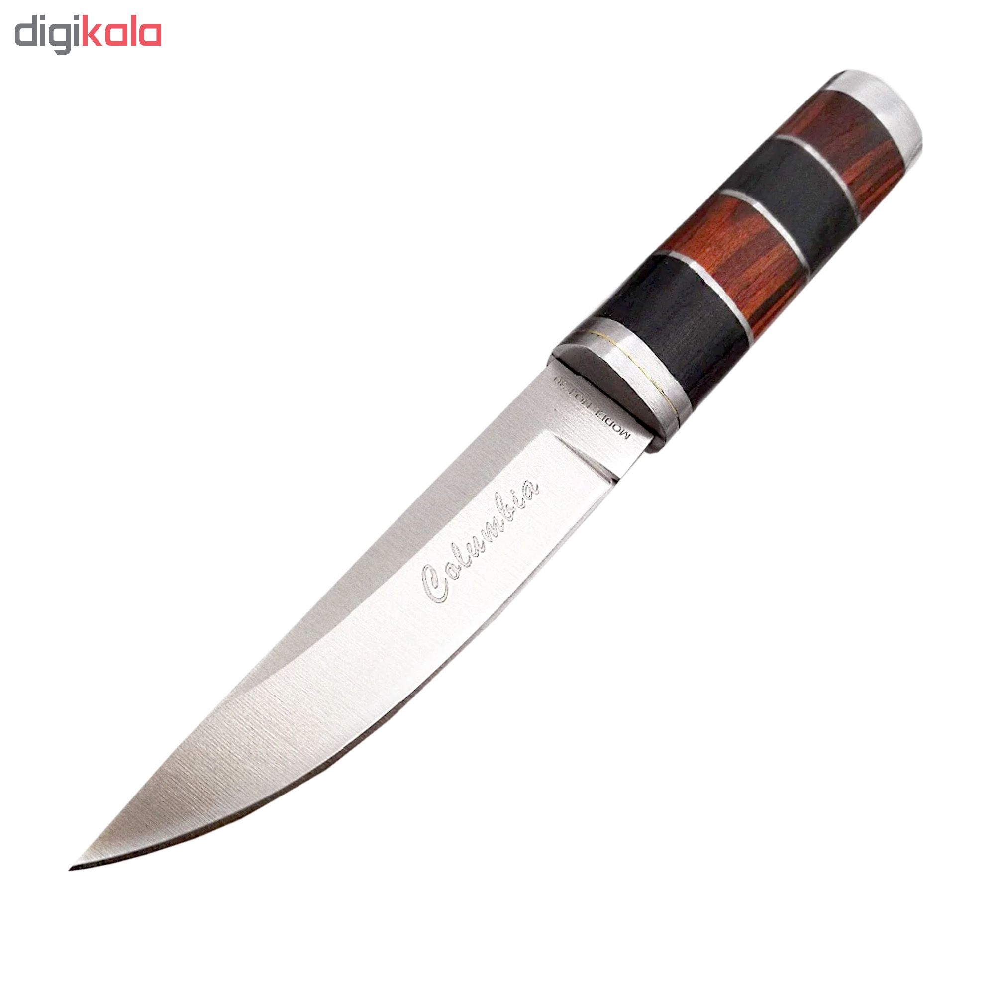 چاقو سفری کلمبیا کد k-30