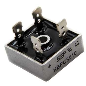 پل دیود مدل KBPC3510