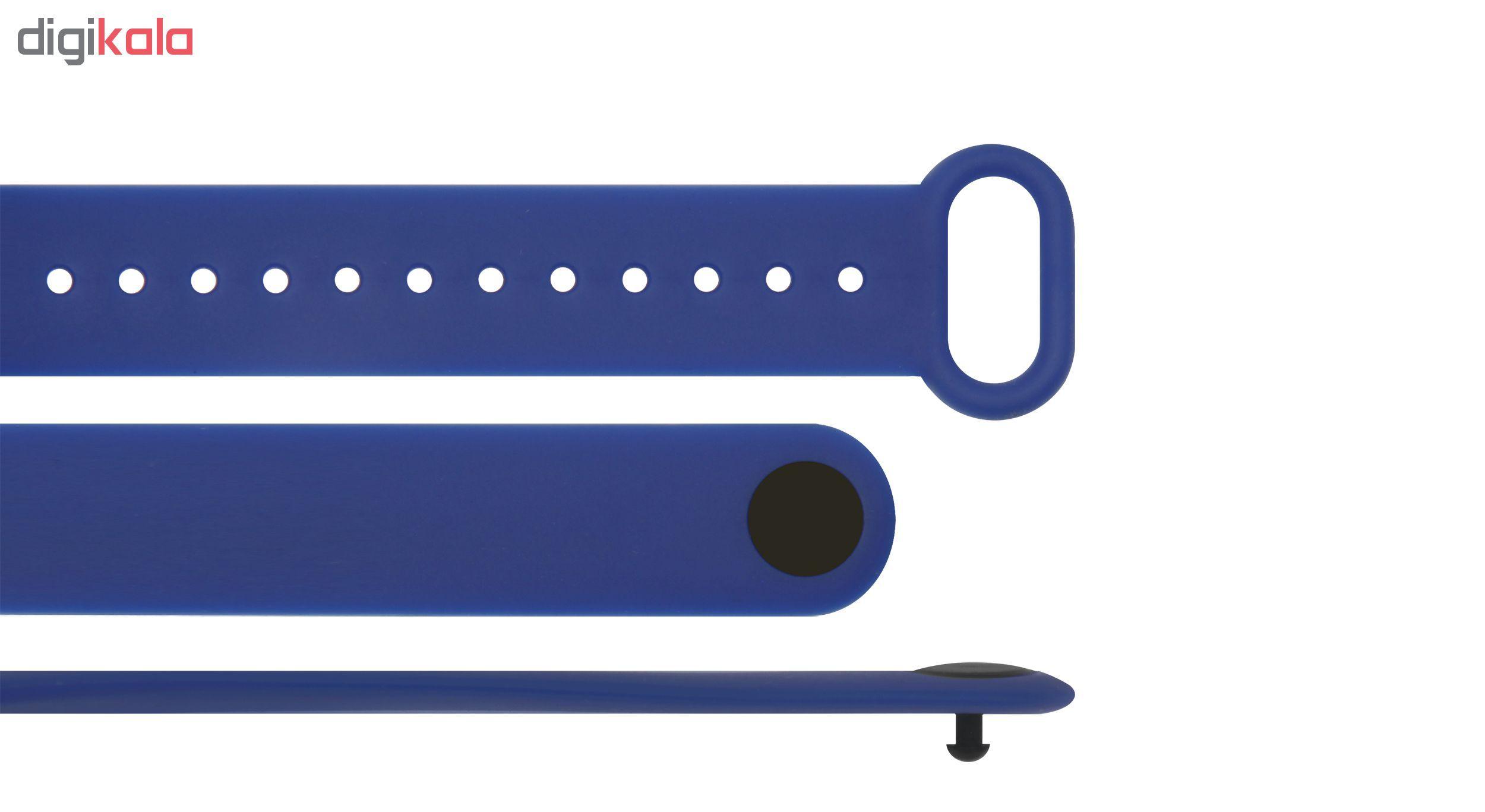 بند سومگ مدل SMG-P4 مناسب برای مچ بند هوشمند شیائومی Mi Band 4  مجموعه 5 عددی main 1 8