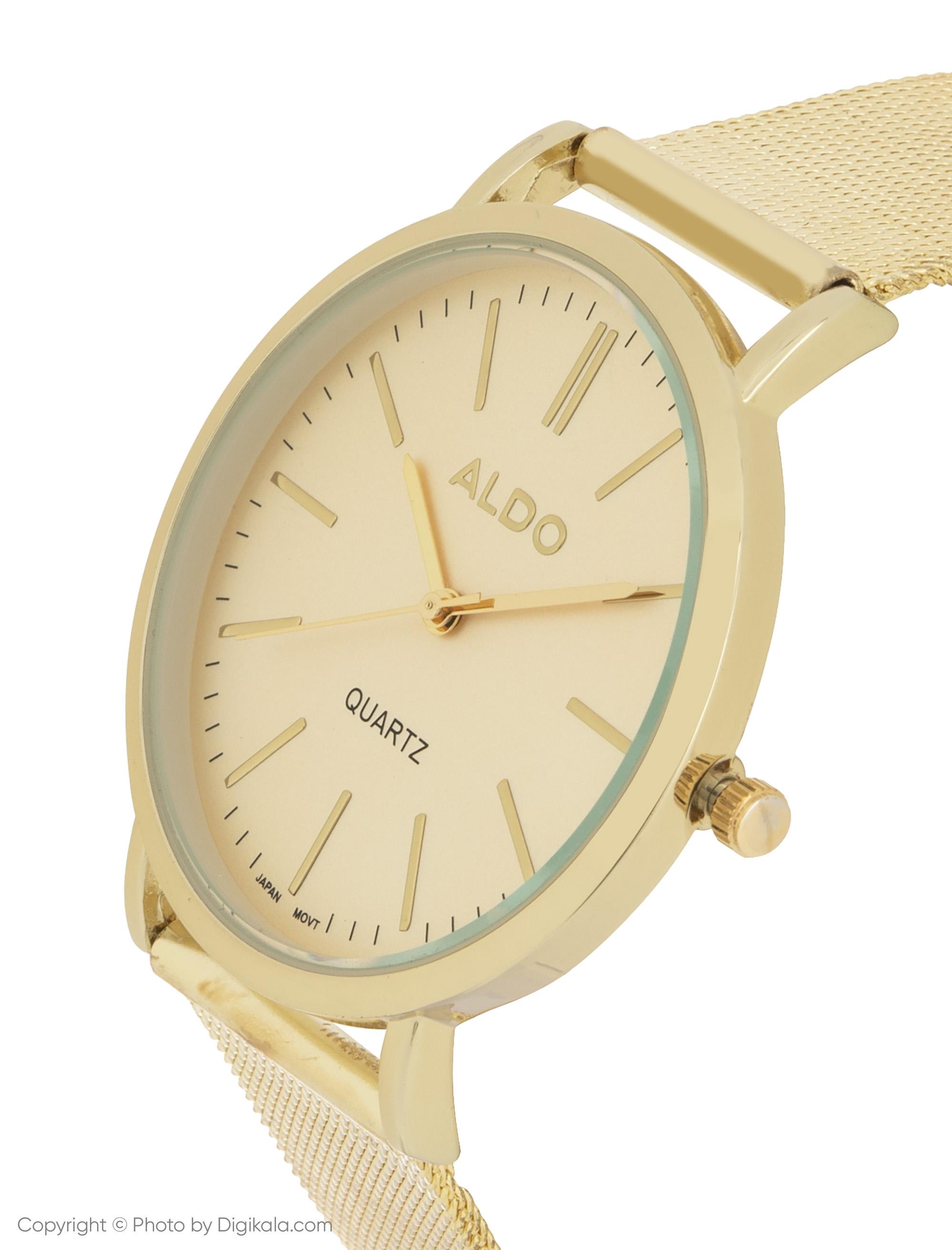 ساعت مچی عقربه ای زنانه آلدو مدل LARAELIAN-82