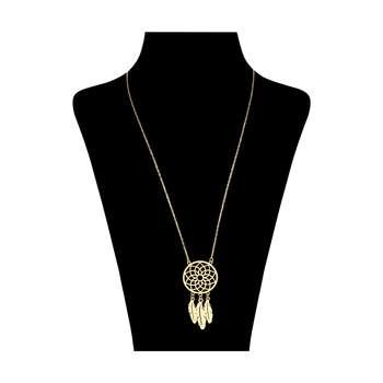 گردنبند طلا 18 عیار زنانه کد 0001