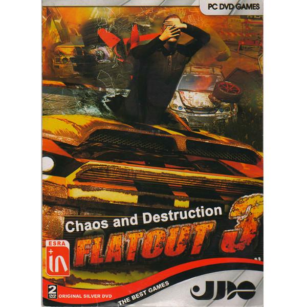 بازی FLATOUT 3 مخصوص PC