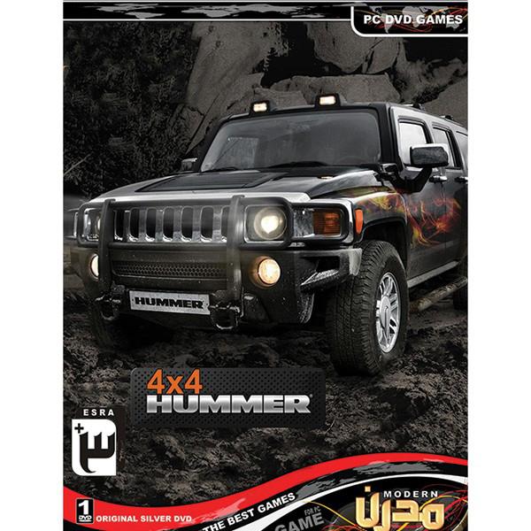 بازی HUMMER 4×4 مخصوص PC