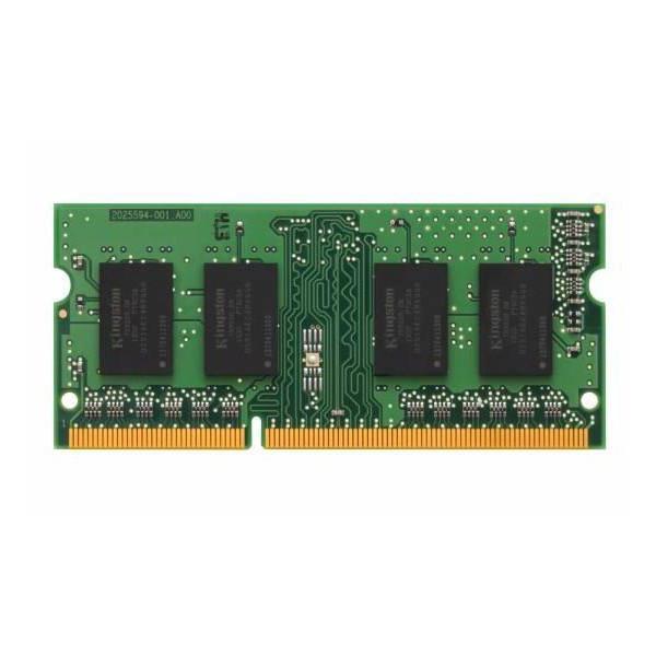 رم لپ تاپ DDR4 تک کانال 2400 مگاهرتز CL17 کینگستون مدل KVR24 ظرفیت 4 گیگابایت